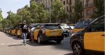 Greva taximetristilor spanioli