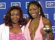 Yetunde Price si Serena Williams