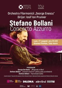"""""""Concerto Azzurro"""" cu Stefano Bollani"""