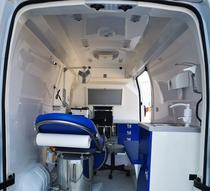 Unitate mobila pentru depistarea cancerului de col uterin