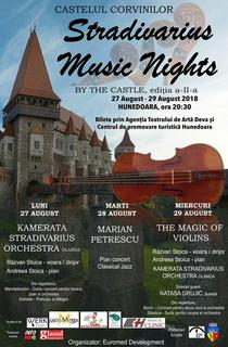 Stradivarius Music Nights By the Castle