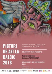 Pictori de azi la Balcic 2018