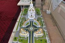 Macheta catedralei