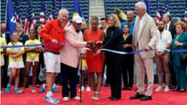 Inaugurarea arenei Louis Armstrong de la US Open