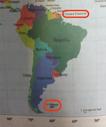 Greseli in manualul de Geografie al EDP