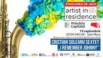 Cristian Soleanu Sextet - I Remember Johnny