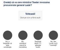 Sondaj Toader - Lazar