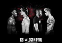 Youtuberul britanic KSI vs. americanl Paul Logan