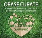 "Campania ECOTIC ""Orase Curate"" si ""Comune Curate"" - Campulung"