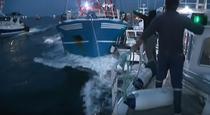 Conflict intre pescarii de scoici din Canalul Manecii