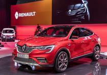 Renault Arkana show car