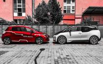 Renault Zoe R90 vs. BMW i3