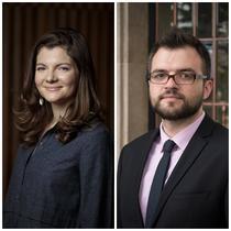 Andreea Micu si Alin-Gabriel Oprea, STOICA & Asociatii