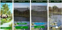 joc de realitate augmentata, testat in Delta