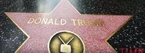 Donald Trump - Walk of Fame