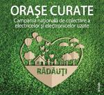 "Campania ECOTIC ""Orase Curate"" in Radauti"
