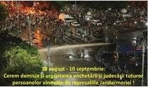Protest 10 septembrie