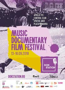 DokStation Music Documentary Film Festival