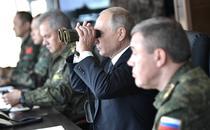 Vladimir Putin urmareste Vostok-2018