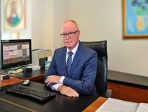 Dominic Bruynseels, CEO al viitoarei First Bank, actualmente Piraeus Bank