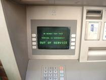 Bancomatele BCR ar putea fi nefuntionale pana sambata la ora 17
