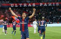 Edinson Cavani, inca un gol pentru PSG