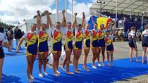 Echipajul de 8+1 feminin al Romaniei