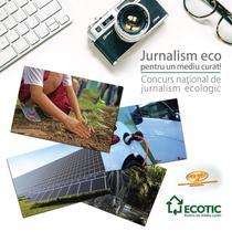 "Concurs ""Jurnalism eco pentru un mediu curat"""