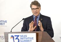 Rick Perry, secretarul pentru Energie al SUA
