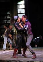 Romeo si Julieta, regia Yuri Kordonsky: foto Florin Ghioca