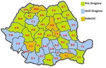 Harta taberelor din PSD