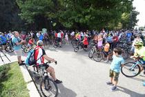 Marsul biciclistilor, in semn de protest fata de administratia Firea