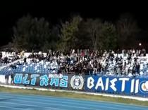 Tensiuni cu jandarmii la Iasi-Dinamo