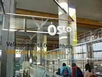 Aeroportul din Oslo