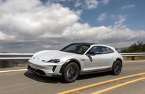 Teaser Porsche Taycan