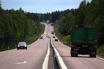 Drum 2+1 in Suedia