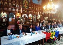 Ministrul Graiela Gavrilescu in centru