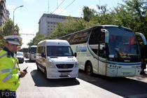 Protest transportatori (foto arhiva)