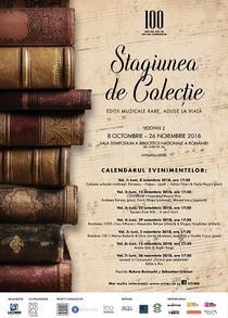 Stagiunea de Colectie 2018
