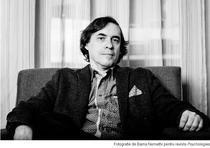 Mircea Cartarescu: foto de Barna Nemethi pentru revista Psychologies