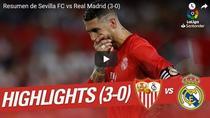 Real Madrid, infrangere la scor de neprezentare