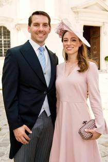 Fostul principe Nicolae si sotia