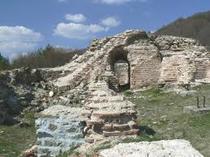 Trayanovi Vrata inainte de restaurare