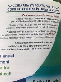 Pliant anti-vaccinare