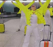 Omagiu al hamalilor de pe aeroportul Heathrow pentru Freddie Mercury