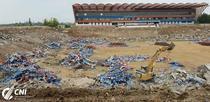 Stadionul Ghencea in prezent