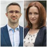 Mihnea Sararu si Irina Suatean