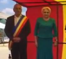 Dancila, la Topoloveni