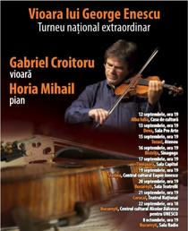 Turneul 'Vioara lui Enescu'