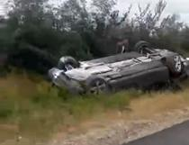 Igor Dodon, implicat intr-un accident rutier
